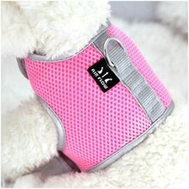 Шлейка PAWS Air Flow Pink XS(S) (Англия)